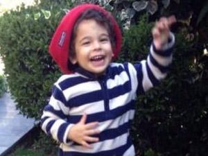 3.5 yaşındaki Pamir kayboldu!