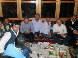 AK Parti Sarıyerden sıra gecesi