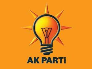 AK Partinin seçim takvimi belli oldu