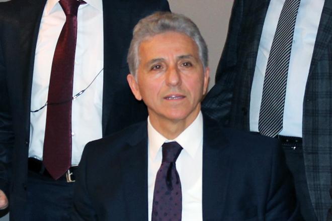 Ali Düşmez'den Sarıyer'e jest