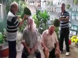 Ali Düşmez'e meydan okudu - VİDEO