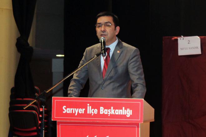 Ali İhsan Özdemir'in kongre konuşması