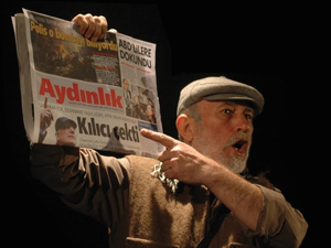 Avukat ile gazetecinin ORTAK REZALETİ!