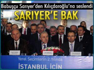 Babuşçu Kılıçdaroğlu'na seslendi