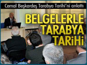 Belgelerle Tarabya tarihi