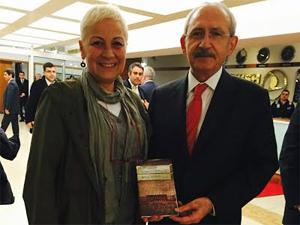 Betül İstanbullu Ankara'ya gidiyor