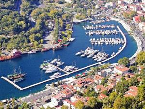 Boğaza 4 yeni tekne park geliyor!