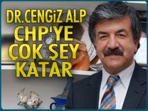 Cengiz Alp CHP'ye çok şey katar