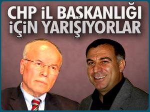 CHP İl Başkanlığı için yarışıyorlar