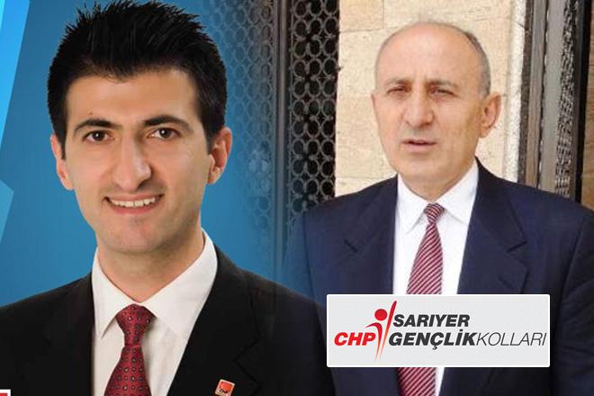 CHP Sarıyer'den 'ihanetin ayak izleri' paneli