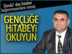 CHP'li Gündü'den liste mesajı
