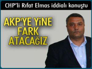 CHP'li Rıfat Elmas iddialı konuştu