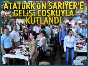 Çırçır'da coşkulu kutlama