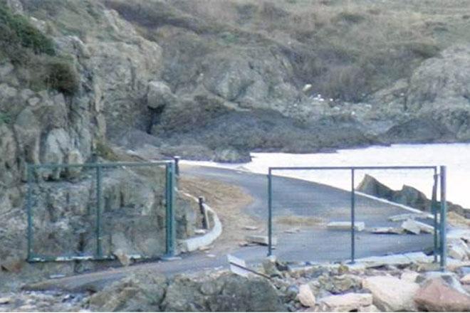 Dalya Plajı'na giriş yasağı kaldırıldı!