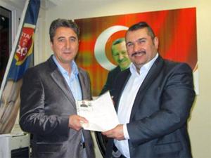 Engin Aydemir'den meclis için ilk adım