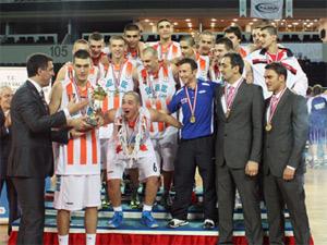 EVYAP basketbolda Türkiye Şampiyonu oldu
