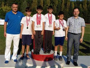 Fatih Koleji Avrupa üçüncüsü oldu