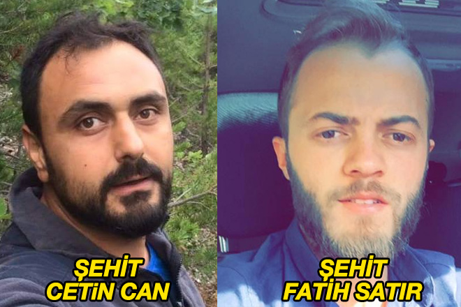 Fatih Satır ve Çetin Can'ın isimleri Sarıyer'de yaşayacak