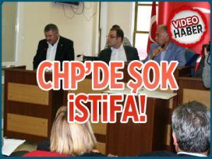 FLAŞ! CHP'DE ŞOK İSTİFA