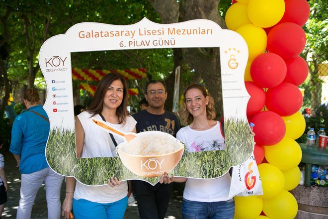 Galatasaray'lılar şimdi KÖY'de de avantajlı