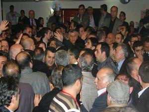 Genç'in, 'Mehmet Deniz'i istemiyorum' dediği kongre