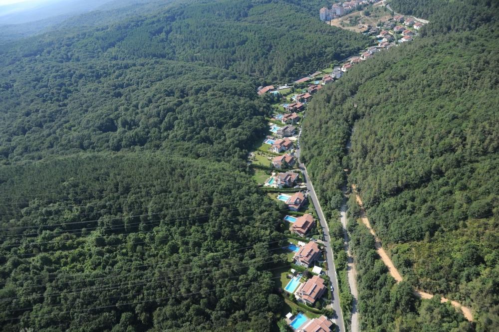 Sarıyer'in güzelim ormanlarına hançer gibi saplanan 5 proje 11