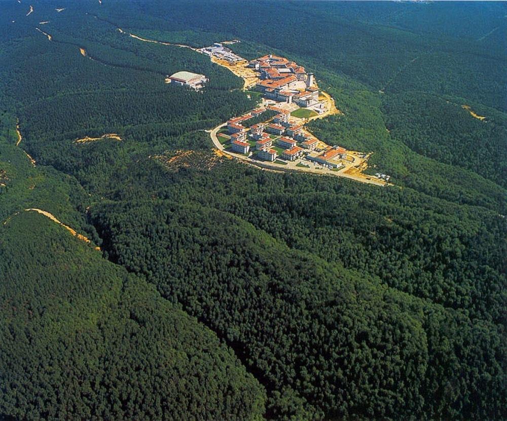 Sarıyer'in güzelim ormanlarına hançer gibi saplanan 5 proje 7