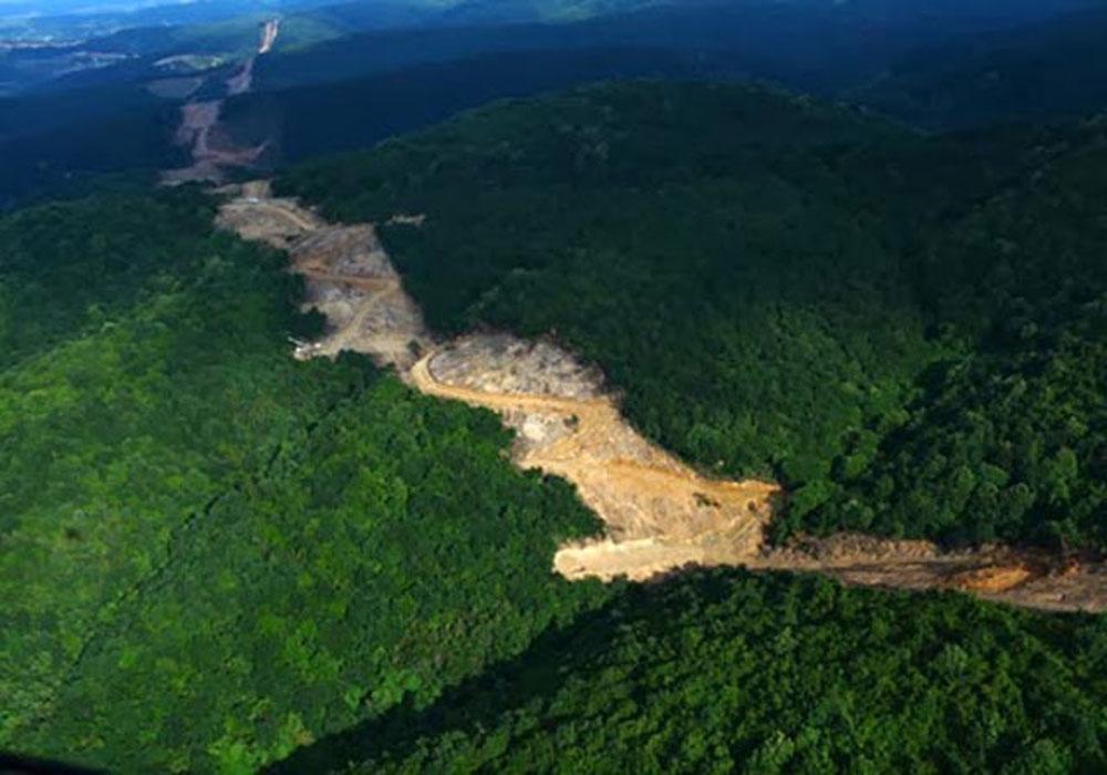 Sarıyer'in güzelim ormanlarına hançer gibi saplanan 5 proje 8