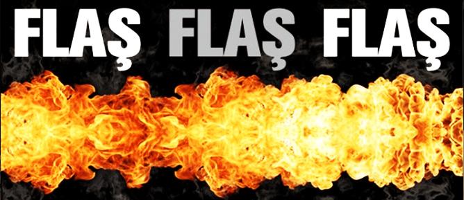 Hacıosmanda yangın!