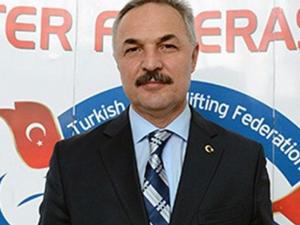 Halterin yeni patronu Tamer Taşpınar