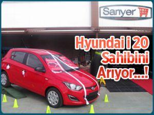 Hyundai i 20 Sahibini Arıyor...!