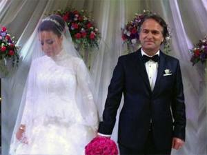 İsmail Safi Sarıyer'de evlendi