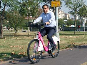 İstanbul'da akıllı bisiklet dönemi
