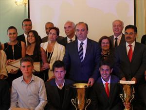 İstek Okulları teniste Dünya Şampiyonu oldu
