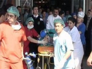 İstinye'de feci kaza