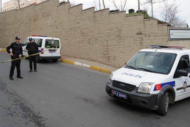 İstinye'deki konsolosluk önünde bomba paniği