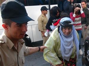 Kilyosta 102 Suriyeli yakalandı