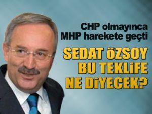 MHP, Özsoy için atakta