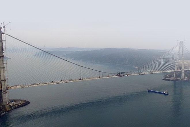 3.Köprü'de iki yaka pazar günü birleşiyor