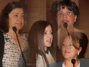 Sarıyer meclisinde 'Kadınlar Günü' mesajları