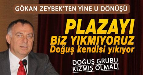 Gökhan Zeybek'ten yine 'U' dönüşü!