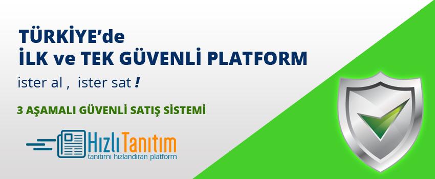 Hızlı Tanıtım Platformunda yenilikler devam ediyor...