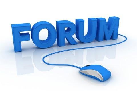 Türkçe Forum Tanıtımı Yapan Kişiler