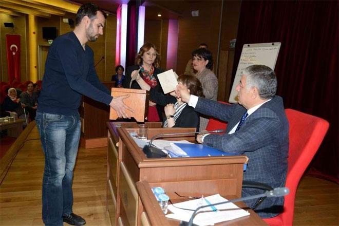 Belediye Meclisi'nde komisyonlar yeniden belirlendi