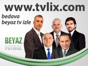 Beyaz TV ve TV8 ile spor programlarını canlı izle