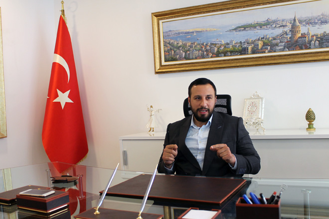 Ali Rıza Abdik: Bu ülke için büyük hayallerimiz var