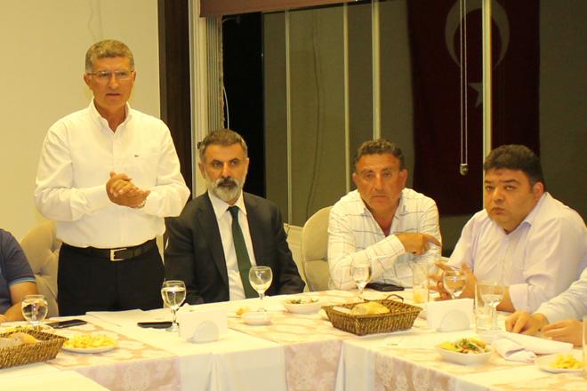 Sarıyer Sivaslılar Derneği darbeyi kınadı!