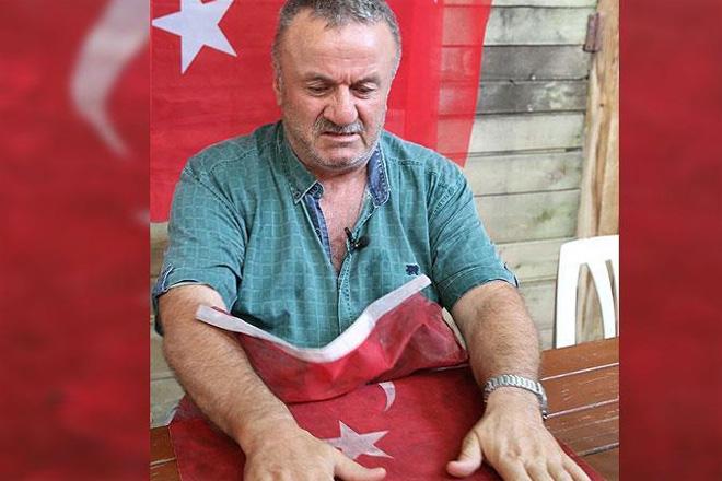 Sarıyerli şehit Fatih Satır'ın babası konuştu