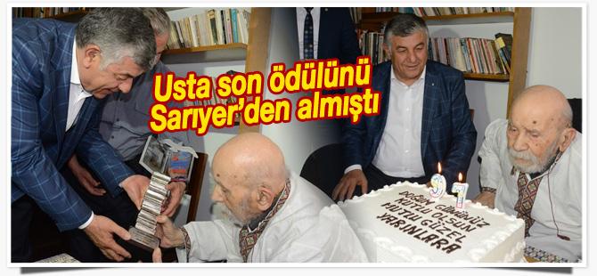 Türk Edebiyatı'nın çınarı Vedat Türkali vefat etti
