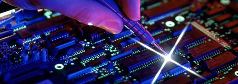 Elektronik kart ve motor sürücü tamiri için Eta Elektronik